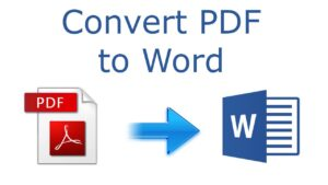 Best PDF to Word Converter Free Download3